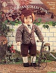 Shady Lane Victorian Collection: Ride in the Park for 18 inch dolls.