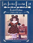 Cache Junction Porcelain Doll: School Days for 18 in doll.