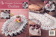 Annie's Attic Pineapple Perfection Doilies