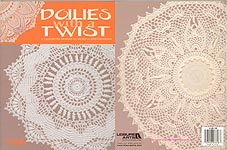Leisure Arts Doilies With a Twist
