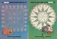 Coats & Clark's Book No. 222: Doilies