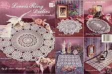 ASN Lover's Ring Doilies
