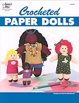 Annies Attic Crocheted Paper Dolls