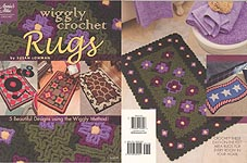 Annie's Attic Wiggly Crochet Rugs