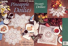 LA Pineapple Doilies