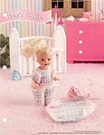 Annie's Fashion Doll Crochet Club: Baby's Bedtime