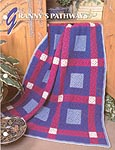 Annie's Crochet Quilt & Afghan Club, Granny's Pathways