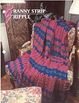 Annie's Crochet Quilt & Afghan Club, Granny Strip Ripple