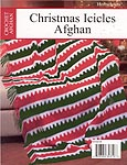 Herrschners Christmas Icicles Afghan