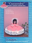 Cassandra Cushion Doll- 15 inch doll by Td creations