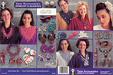 Design Originals by Suzanne McNeill, Yarn Accessories: Jewelry & Scarves