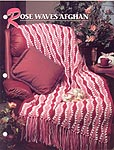 Annie's Crochet Quilt & Afghan Club, Rose Waves Afghan