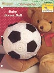 The Needlecraft Shop Crochet Collector's Series: Baby Soccer Ball