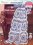 The Needlecraft Shop Crochet Collector Series: Delft Lace Afghan