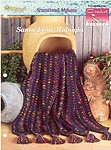 The Needlecraft Shop Crochet Collector Series: Santa Fe Midnight Afghan