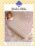 Vanna's Afghan and Crochet Favorites, Bride's Bible & Cross Bookmark