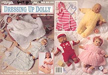 Dressing Up Dolly outfits for 12 inch baby dolls.