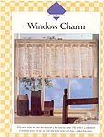 Vanna's Afghan and Crochet Favorites, Window Charm Valance