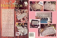 Annie's Attic Filet Crochet Home Decor