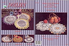 Vintage Crochet Productions Doilies #145