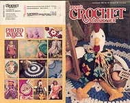 Annie's Crochet Newsletter #70, Jul - Aug 94