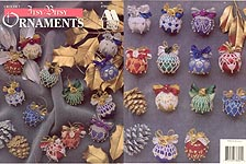Annie's Attic Itsy Bitsy Ornaments