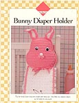 Bunny Diaper Holder