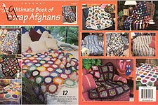 Annie's Attic Crochet Ultimate Book of Scrap Afghans