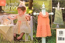 Annie's Attic Sunny Day Dresses for Babies & Toddlers