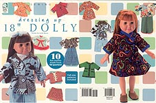 "HWB SEWING: Dressing Up 18"" Dolly"