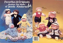 Favorites and Originals Crocheted Doll Clothes of Jessie Abularach