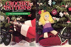 Crochet Patterns By Herrschners, Dec 1991