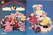 Daydreams & Moonbeams for soft-sculptured dolls