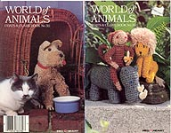 Coats & Clark Book No. 311: World of Animals