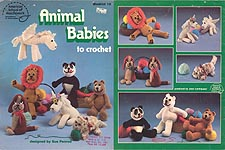 ASN Animal Babies to Crochet