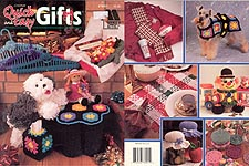 Annie's Attic Crochet Quick & Easy Gifts