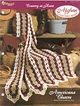 The Needlecraft Shop Afghan Collector Series: Americana Charm