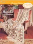 The Needlecraft Shop Afghan Collector Series: Coronets & Blossoms