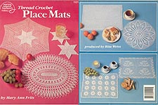 ASN Thread Crochet Place Mats