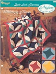 The Needlecraft Shop Afghan Collector Series: Whirligig Blocks