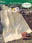The Needlecraft Shop Afghan Collector Series: Yellow Rose of Texas