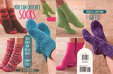 ASN You Can Crochet Socks