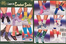 ASN Learn to Crochet Socks