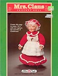 Fibre Craft Mrs. Claus Crochet Doll