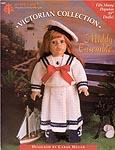 Shady Lane Victorian Collecton: Middy Ensemble for 18 inch dolls.