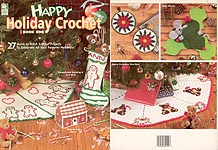 HWB Happy Holiday Crochet, Book One