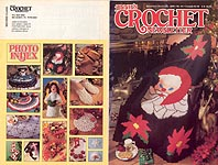 Annies Crochet Newsletter #84, Nov - Dec 1996