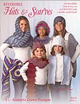 Jeanette Crews Reversible Hats & Scarves