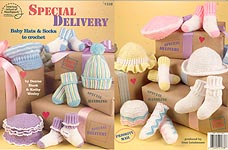 ASN Special Delivery Baby Hats & Socks to Crochet