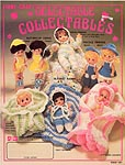 Fibre Craft Delectable Collectables doll patterns, including outfits for 7-inch boy and girl doll.